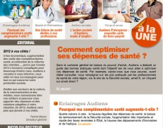 Audiens, protection sociale professionnelle