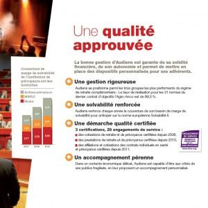 Audiensqualite