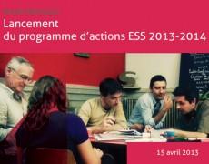 Nantes Métropole, Plan d'actions ESS
