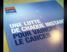 La recherche, un axe essentiel pour enrayer le cancer.