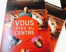 Centre de Congrès d'Angers 2015-2016