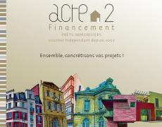 Acte2 financement
