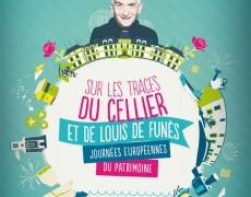 Sur les traces du Cellier… et de Louis de Funès.