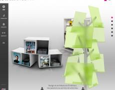 IDM Design Library, épure et ergonomie…