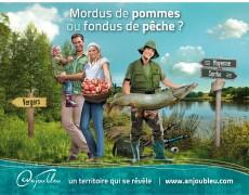 2014 : Anjou bleu, un territoire se révèle.
