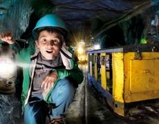 La Mine Bleue lance sa saison !