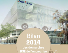 Crédit Mutuel : Bilan RSE 2014