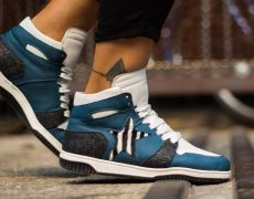 Huneak : la sneakers Made in Nantes !